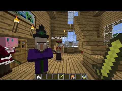 Minecraft NEW GIRLS! Sexy Witch & Mooshroom!