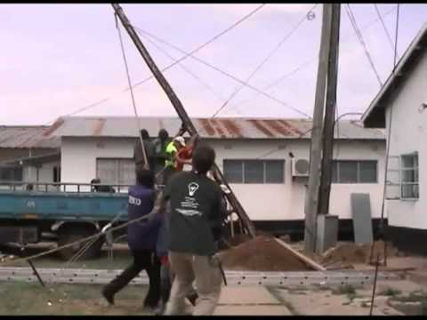 Lineman For The Lord - Power Zambia