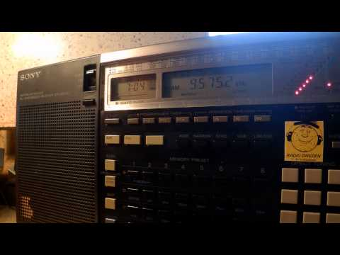 03 08 2015 Radio Medi 1 in Arabic to NoAf 0703 on 9575 Nador