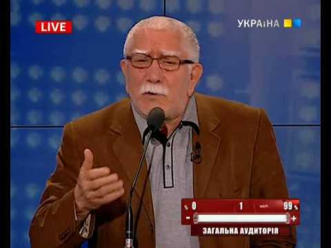 Армен Джигарханян признается в любви Ступке.wmv