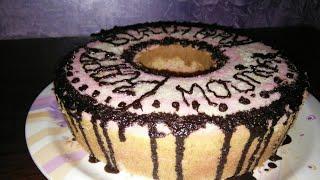Sponge Cake Without Oven    Soft Sponge Cake
