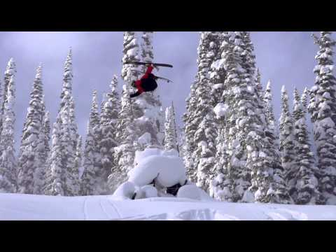Real Ski Backcountry: Tanner Hall