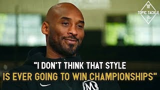 Kobe Predicted the Future about James Harden...