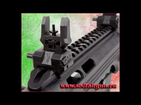 GUSCIO CARBINE FULL METAL PER PISTOLA G17/G18 (CAA BY KING ARMS)