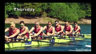 Week of Training - Rowing