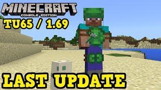 Minecraft Xbox 360 / PS3 - Last Update TU65 Release Date Info