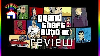 Grand Theft Auto III review - ColourShed