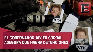 Identificados los autores del asesinato de la periodista Miroslava Breach