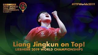 Liang Jingkun knocks Fan Zhendong out of 2019 World Championships!