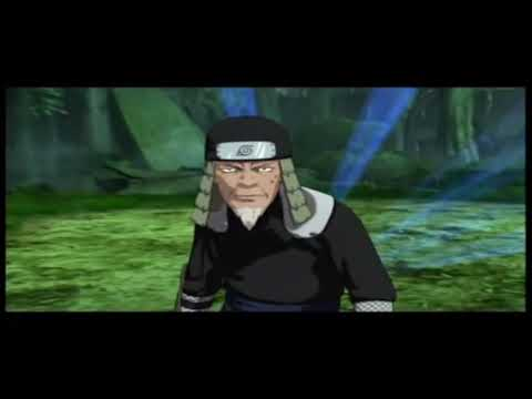 Naruto: Rise of a Ninja - XBOX 360 - All Character Jutsu's (DLC INCLUDED)