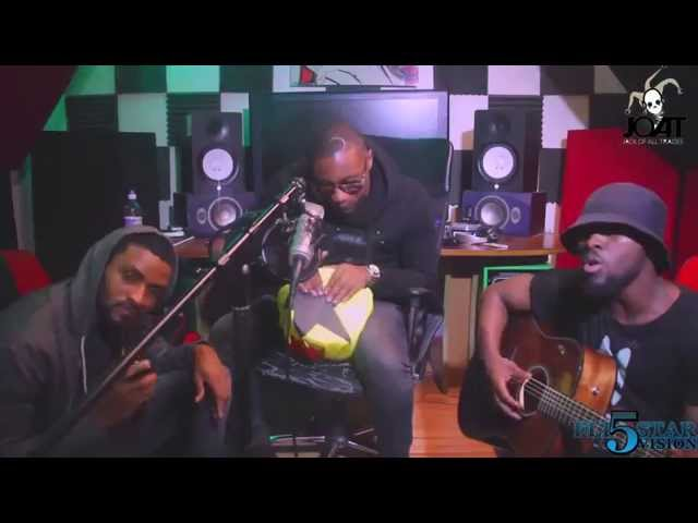 LIVE SESSION WITH VIBESQUAD (DROP ACOUSTIC) @Vibe_Squad