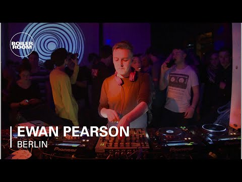 Ewan Pearson Boiler Room Berlin DJ Set