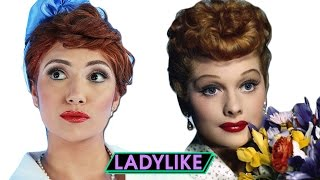 Women Get Transformed Into Their Idols • Ladylike