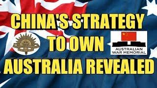 CHINAS STRATEGY TO INVADE AUSTRALIA REVEALED!!!