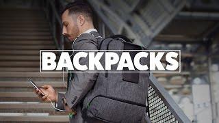 4 Smart Backpacks for Traveling