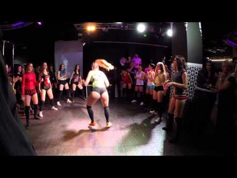 """Twerk battle от """"Dance Center"""" - Юлия Пенч"""
