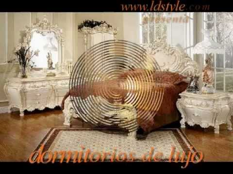 Dormitorios modernos y de lujo para matrimonio youtube - Decoraciones de dormitorios ...