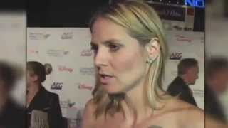 Heidi Klum Talks About New Beau Martin Kirsten