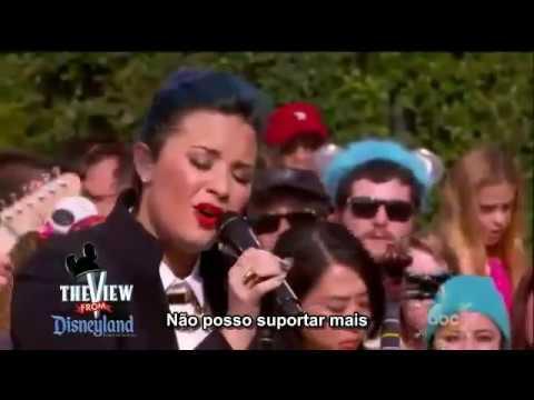 Demi Lovato - Let It Go LEGENDADOTRADUÇÃO