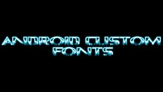ANDROID: How To Install Custom Fonts NO ROOT!