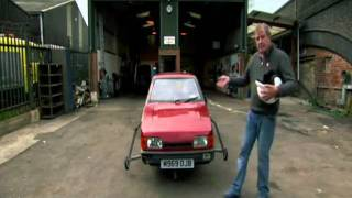 Top Gear - Jeremy Clarkson Testing The Reliant Robin Part 2
