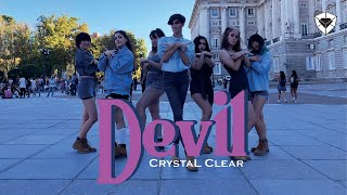 [KPOP IN PUBLIC - MADRID EDITION] | CLC (씨엘씨) - Devil by GeoPrism