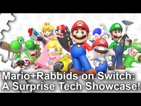 Mario+Rabbids Kingdom Battle: A Superb Switch Tech Showcase!
