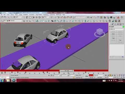 AUTO CAD 3D MAX House Basic Tutorial Last  part 23