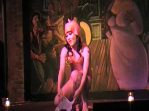 *the wolf*  My performance with the Deadly dolls boolesque by XAmberDeVilleX  (209 views)