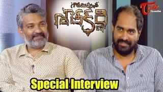Rajamouli Interviews Krish    GPSK Special Interview