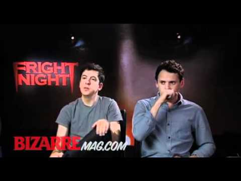 Fright Night 2011 interviews