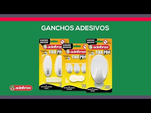 Ganchos Auto Adesivos 210