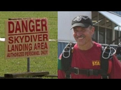 Skydiving gone wrong: parachute fails, man falls to death