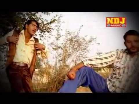 Haryanvi Very Sad Song  Wo Ro Ro K New Kah Gai Manne Nafrat Sai Banta Tokani 2 Babar Sher  Ndj Music video