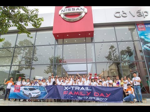 Otosaigon - Ngày Hội Nissan X-Trail Family Day