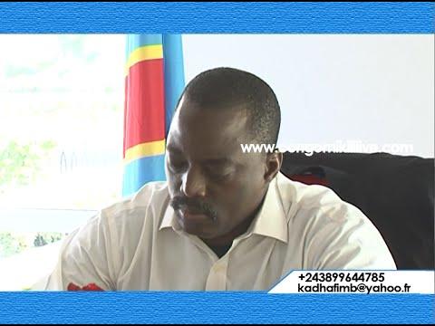 RDC: TENSION SUR TENSION: JOSEPH KABILA CONVOQUE UNE RÉUNION A KINGA KATI