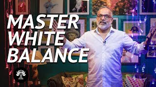 How To White Balance In a Mixed Lighting Environment?