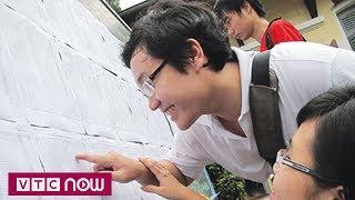 Các trường Đại học bắt đầu công bố điểm chuẩn | VTC1