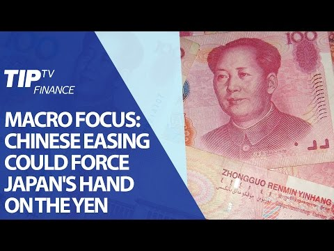 Macro Focus: Chinese easing could force Japan's hand on the Yen