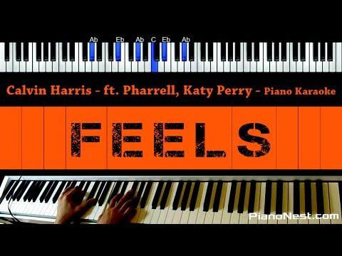 Cover Lagu Calvin Harris - Feels ft. Pharrell, Katy Perry & Big Sean - Piano Karaoke / Sing Along / Cover Lyric