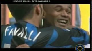 2004 2005 Inter Vs Cagliari 1 0 Ze Maria