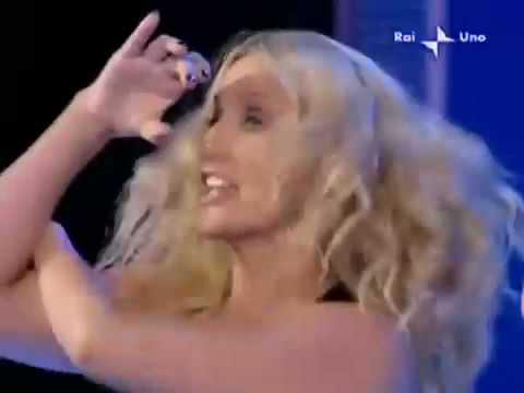 utti pazzi per la tele • Lorella Cuccarini: 'Sugar Sugar' co