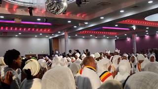 Ethiopan Ortodox Tewahido ihew Tewelde Ye-Alem Medhanit (Birmingham, UK)