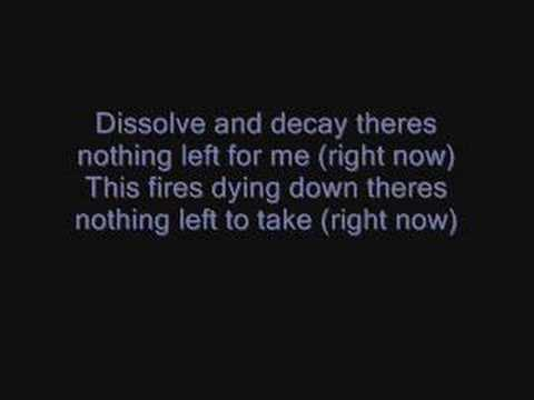 Hawthorne Heights - Dessolve and Decay