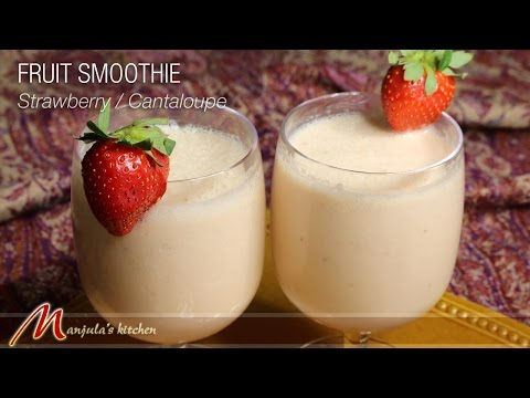 How to Make Fruit Smoothie by Manjula