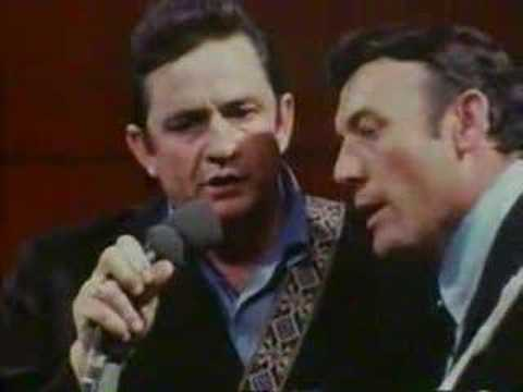 Johnny Cash - Daddy Sang Bass (San Quentin) Music Videos