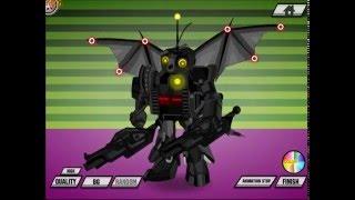 Warrior Robot Builder (Собрать робота воина) - прохождение игры