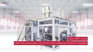 Mahr MWF FI Messautomation rotationssymetrische Bauteile DE