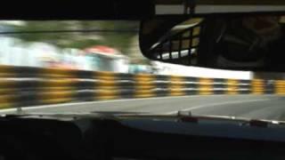 Macau Grand Prix Guia circuit - lap with Matthew Marsh