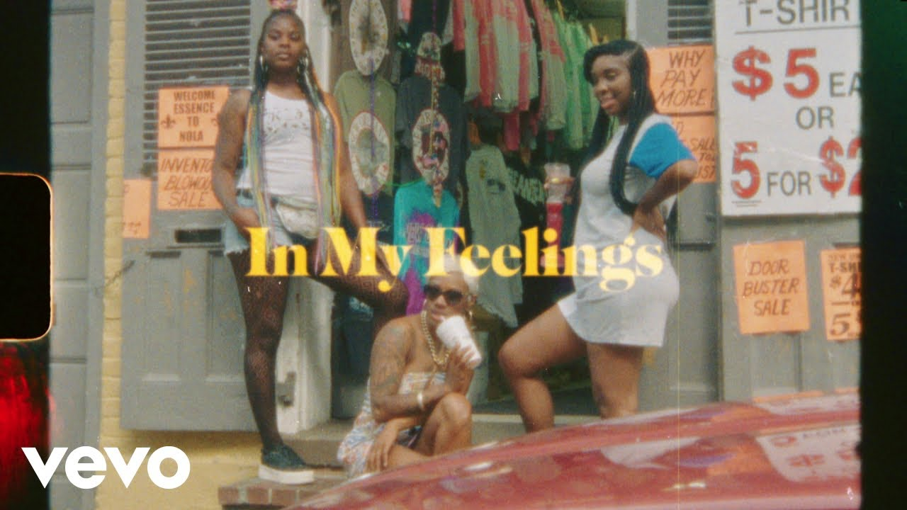 Drake - In My Feelings